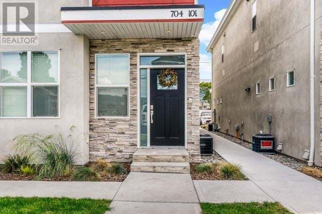 Townhouse for sale at 704 Revelstoke Ave Unit 101 Penticton British Columbia - MLS: 183988