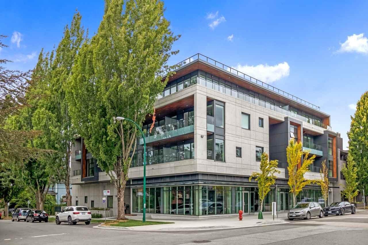 Buliding: 717 West 17 Avenue, Vancouver, BC