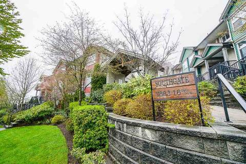 Townhouse for sale at 7333 16th Ave Unit 101 Burnaby British Columbia - MLS: R2360457