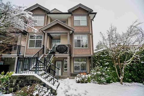 Townhouse for sale at 7333 16th Ave Unit 101 Burnaby British Columbia - MLS: R2428577