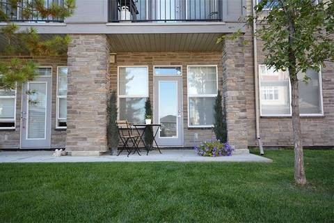 Condo for sale at 76 Panatella Rd Northwest Unit 101 Calgary Alberta - MLS: C4232744
