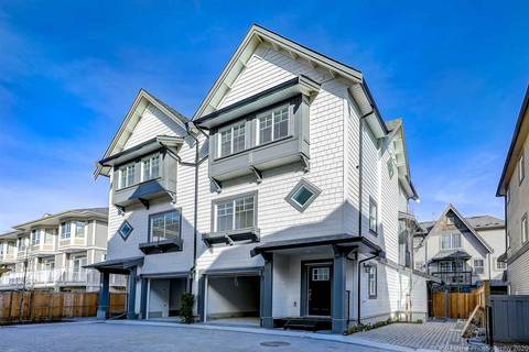 Townhouse for sale at 7777 Turnill St Unit 101 Richmond British Columbia - MLS: R2448634