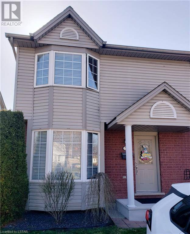 Townhouse for sale at 79 Brookside St Unit 101 London Ontario - MLS: 254074