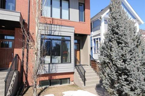 Townhouse for sale at 830 2 Ave Northwest Unit 101 Calgary Alberta - MLS: C4244763