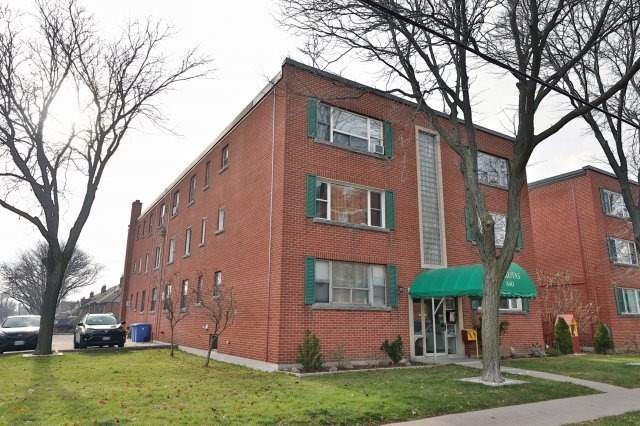 For Sale: 101 - 840 Concession Street, Hamilton, ON | 2 Bed, 1 Bath Condo for $207,000. See 19 photos!