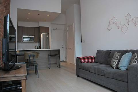 Apartment for rent at 88 Colgate Ave Unit 101 Toronto Ontario - MLS: E4513989