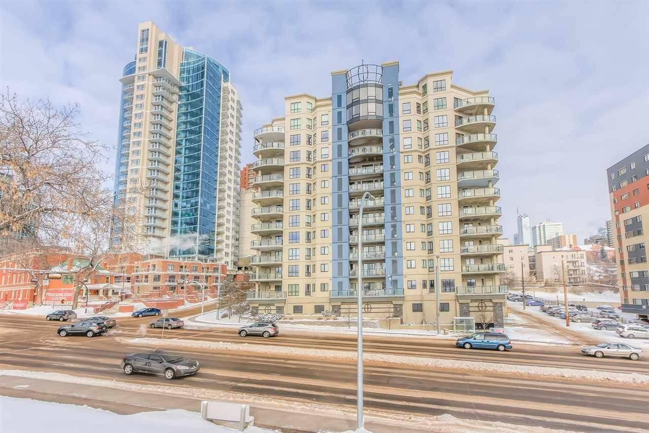 Condo for sale at 9707 106 St Nw Unit 101 Edmonton Alberta - MLS: E4183405