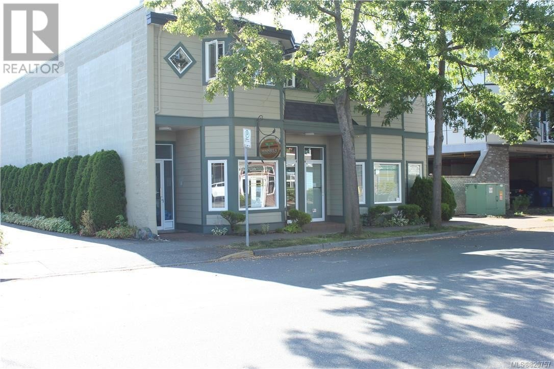 Commercial property for sale at 9725 Fourth  Unit 101 Sidney British Columbia - MLS: 820757