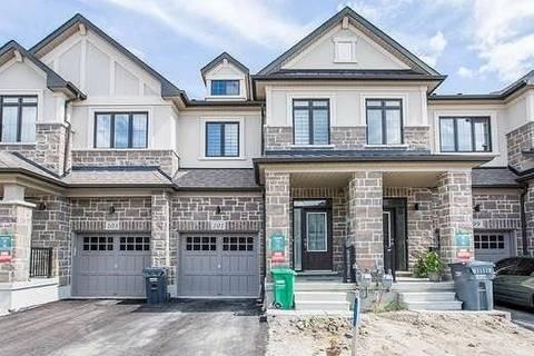 Townhouse for sale at 101 Benadir Ave Caledon Ontario - MLS: W4534435