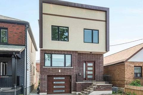 House for sale at 101 Bowie Ave Toronto Ontario - MLS: W4510623