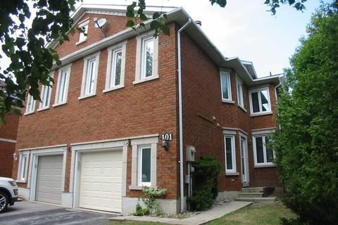 Townhouse for rent at 101 Brownstone Circ Vaughan Ontario - MLS: N4553777