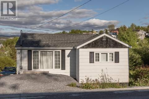 House for sale at 101 Caribou Rd Corner Brook Newfoundland - MLS: 1198426