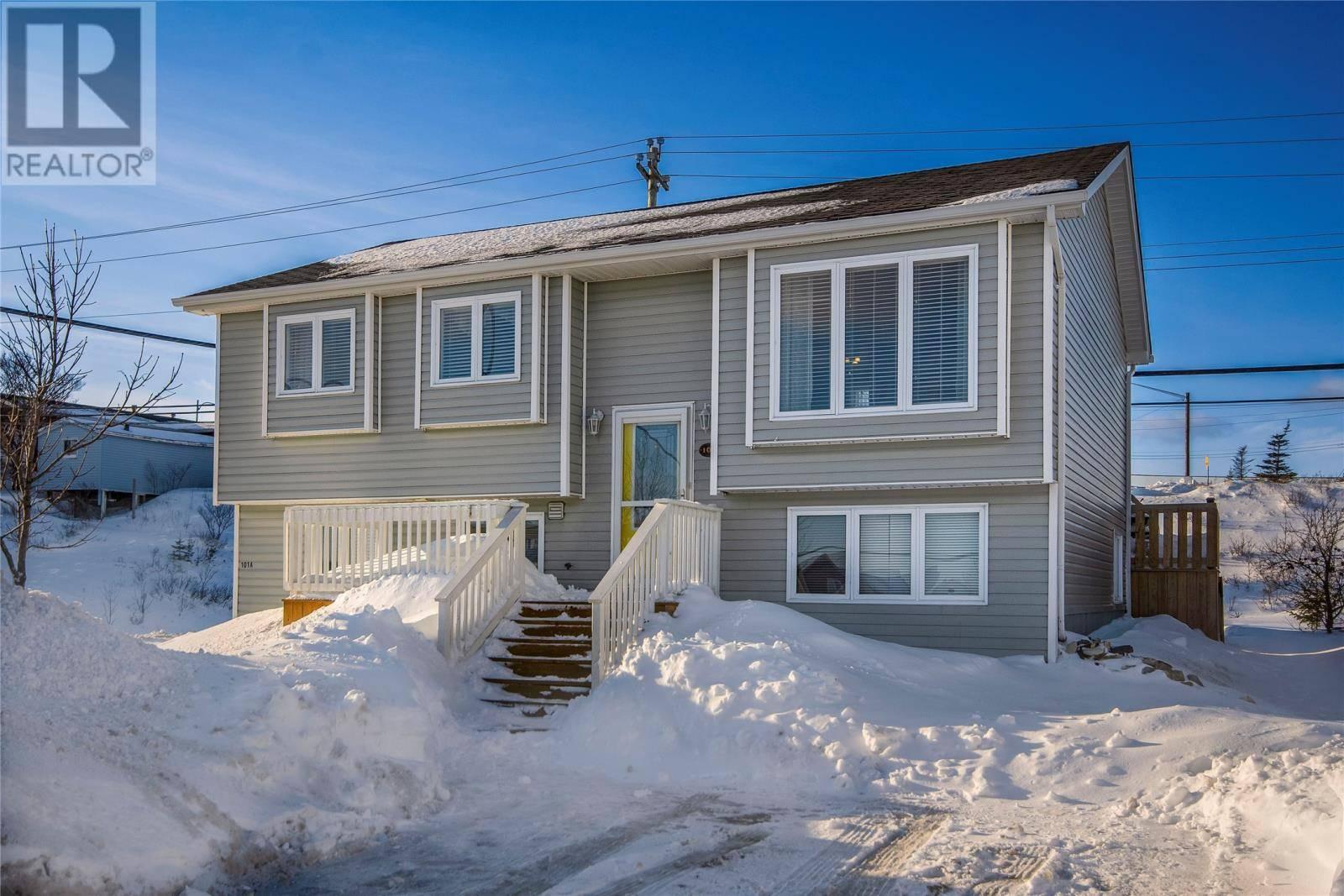 House for sale at 101 Carlisle Dr Paradise Newfoundland - MLS: 1209458