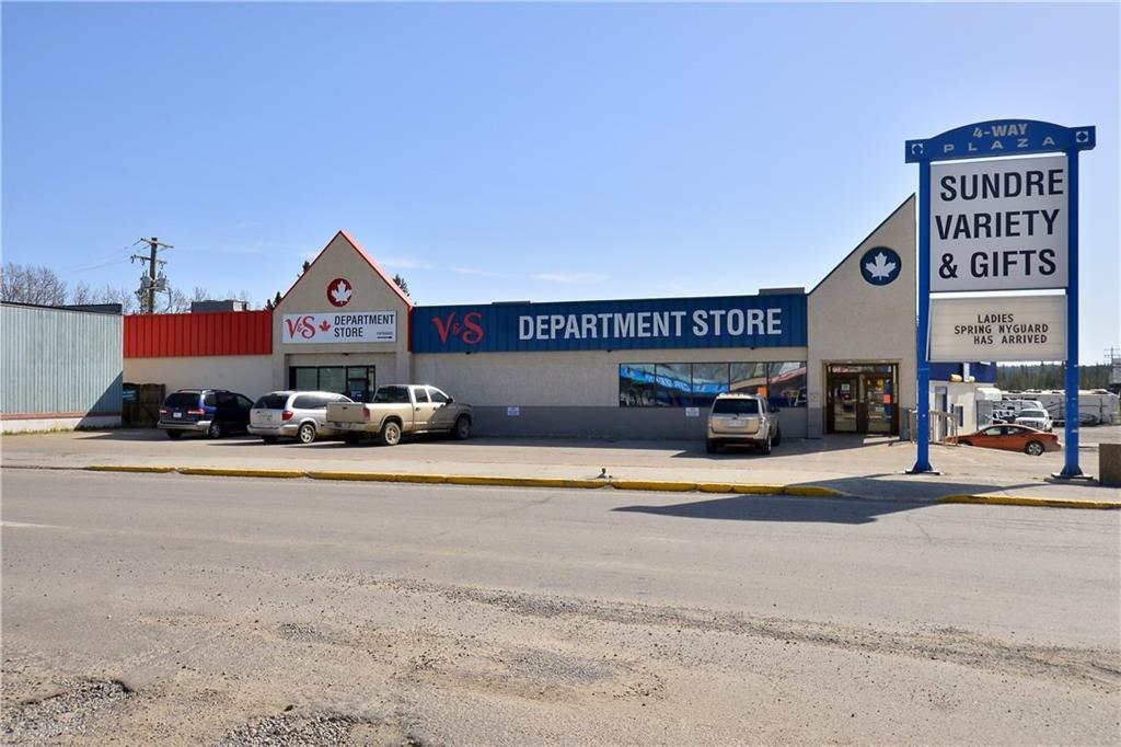 Removed: 101 Centre Street North, Sundre, AB - Removed on 2018-10-03 05:12:06