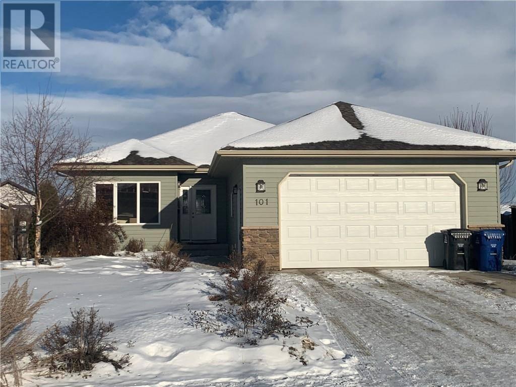 House for sale at 101 Chinook St Blackfalds Alberta - MLS: ca0185456