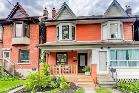 Townhouse for sale at 101 Coady Ave Toronto Ontario - MLS: E4543919