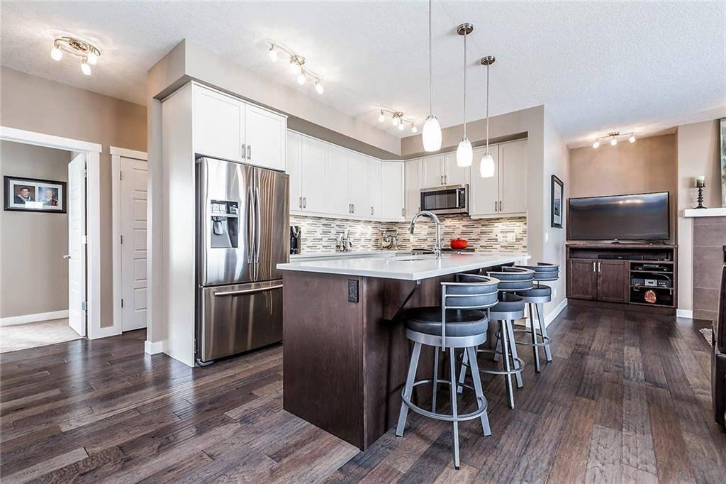 Townhouse for sale at 101 Cranbrook Vw Se Cranston, Calgary Alberta - MLS: C4263511