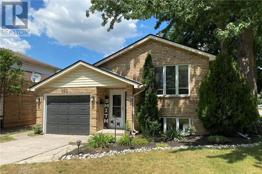 House for sale at 101 Egerton St Strathroy Ontario - MLS: 269801