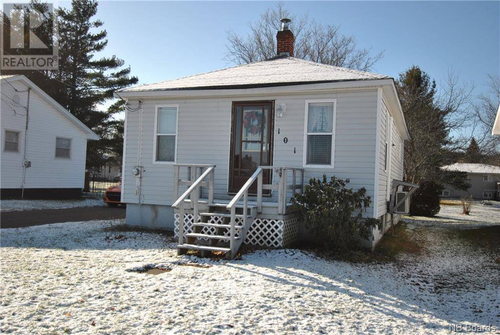 House for sale at 101 Fowler Ave Sussex Corner New Brunswick - MLS: NB038450