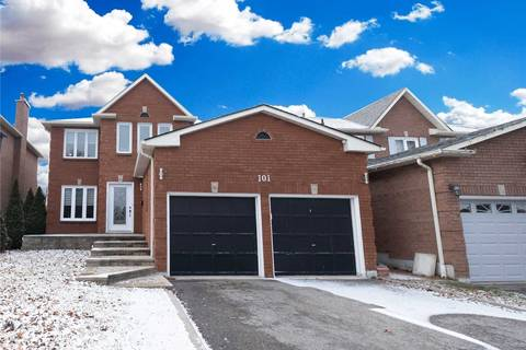 House for sale at 101 Griffiths Dr Ajax Ontario - MLS: E4666497