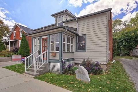 House for sale at 101 Gurnett St Aurora Ontario - MLS: N4662743
