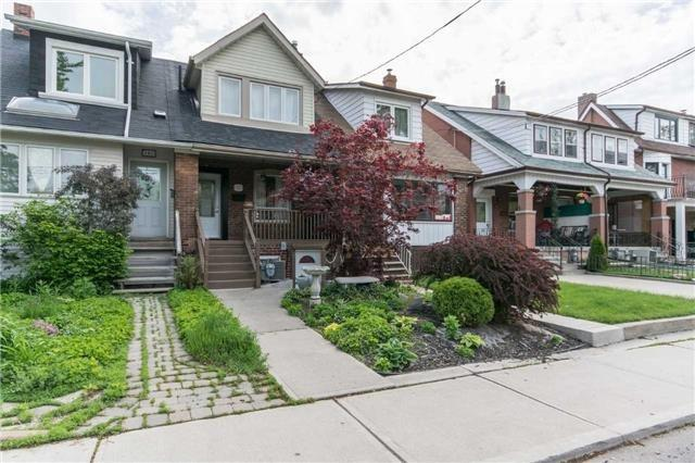 For Sale: 101 Harvie Avenue, Toronto, ON   3 Bed, 3 Bath Townhouse for $799,000. See 20 photos!