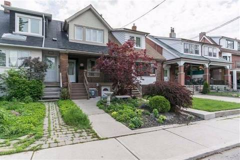 Townhouse for rent at 101 Harvie Ave Toronto Ontario - MLS: W4675491
