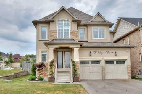 House for sale at 101 Heintzman Cres Vaughan Ontario - MLS: N4546013