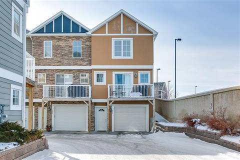 Townhouse for sale at 101 Indigo Ln Chestermere Alberta - MLS: C4232312