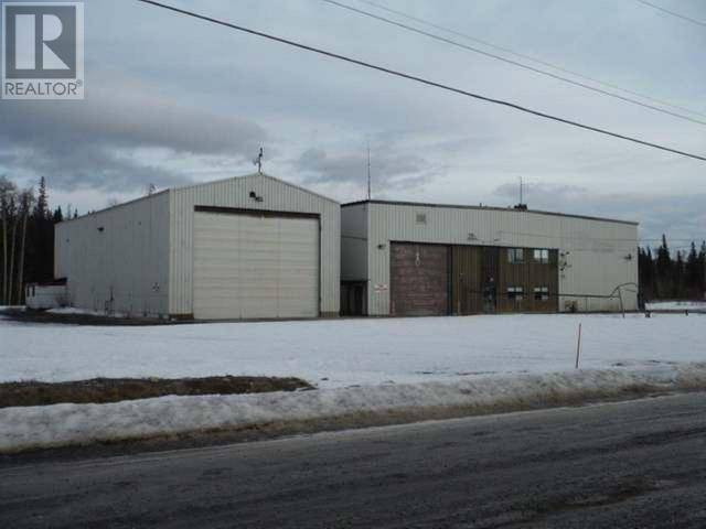 Commercial property for sale at 101 Industrial Dr Tumbler Ridge British Columbia - MLS: 179457