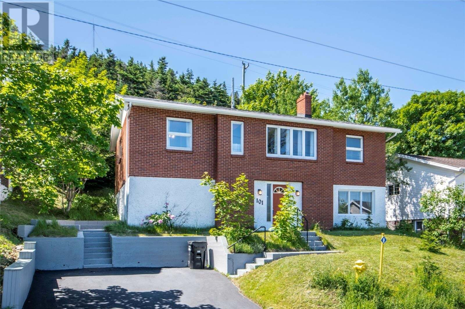 House for sale at 101 Larkhall St St. John's Newfoundland - MLS: 1217330