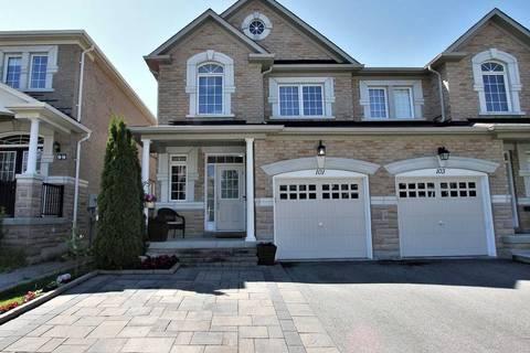 Townhouse for sale at 101 Lauderdale Dr Vaughan Ontario - MLS: N4479681
