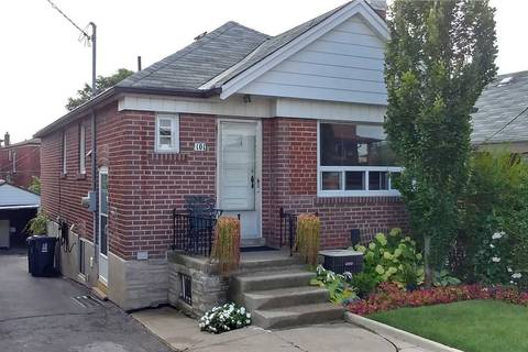 House for sale at 101 Lonborough Ave Toronto Ontario - MLS: W4576123