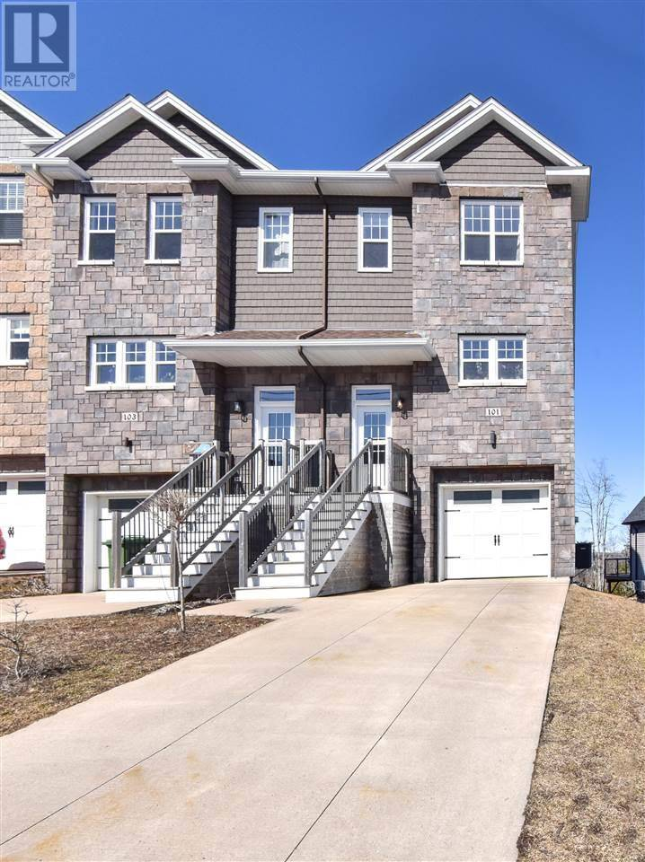 Townhouse for sale at 101 Maple Grove Ave Timberlea Nova Scotia - MLS: 202005063