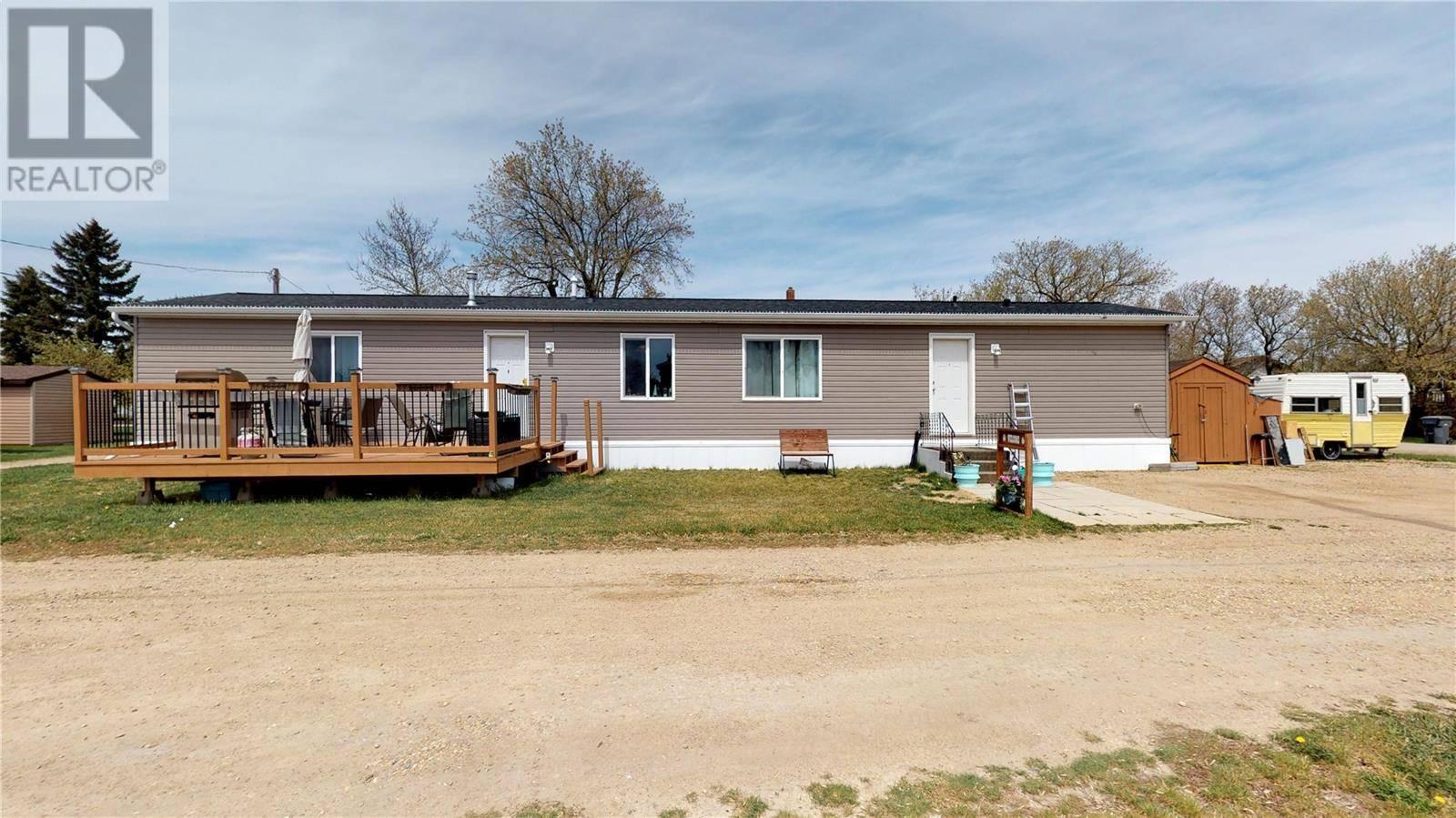 Home for sale at 101 Moose St Arcola Saskatchewan - MLS: SK760452