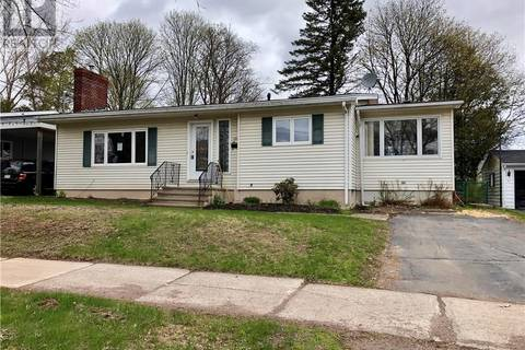 House for sale at 101 Mount Royal Blvd Moncton New Brunswick - MLS: M123101