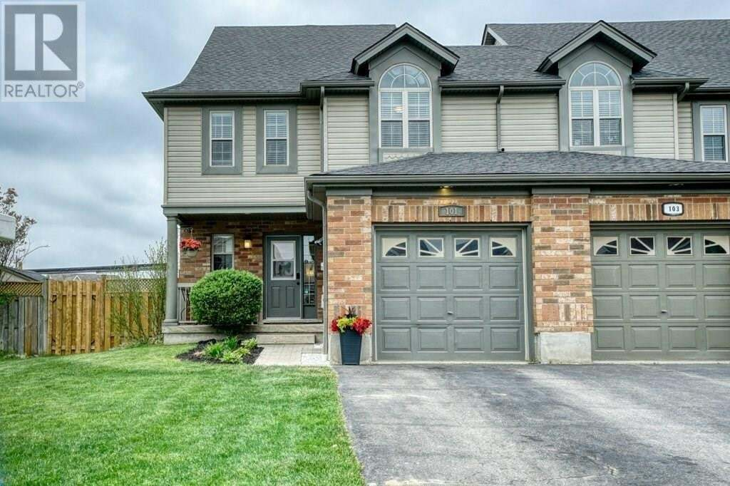 Townhouse for sale at 101 Northcliffe Cres Cambridge Ontario - MLS: 30808675