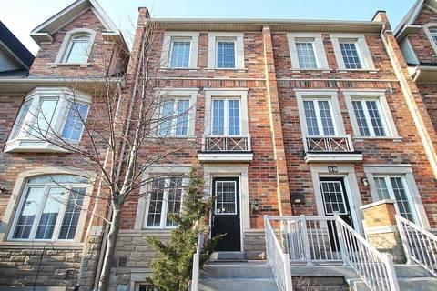 Townhouse for sale at 101 Odoardo Di Santo Circ Toronto Ontario - MLS: W4733507