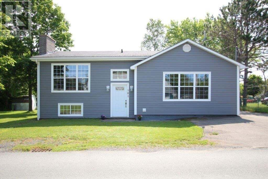 House for sale at 101 Old Foxbrook Rd Stellarton Nova Scotia - MLS: 202001990