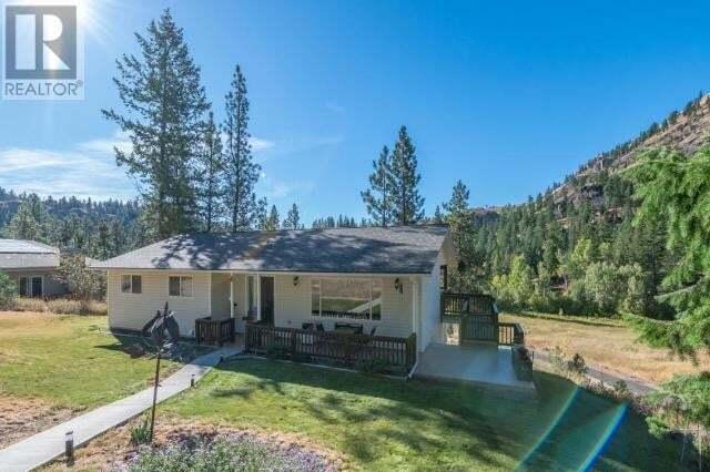 House for sale at 101 Par Blvd Kaleden British Columbia - MLS: 186157