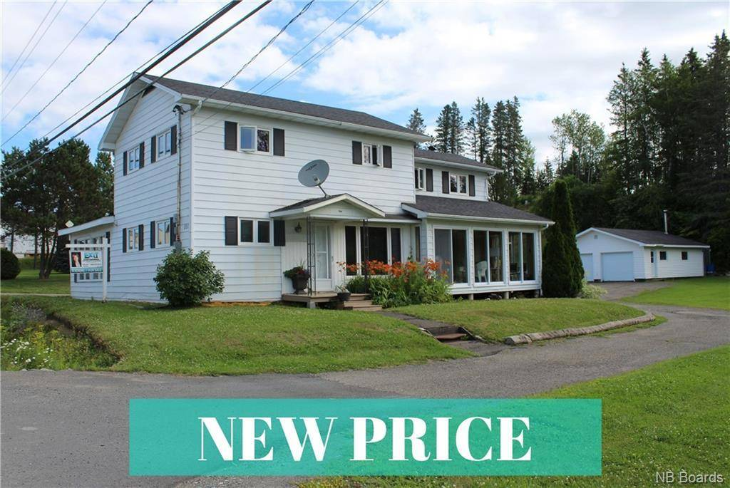 House for sale at 101 Saint Andre Rd Saint Andre New Brunswick - MLS: NB030235