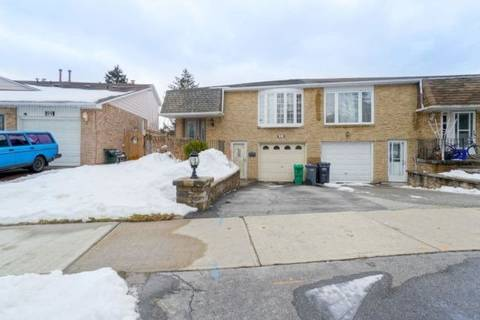 Townhouse for rent at 101 Salisbury Circ Brampton Ontario - MLS: W4696696