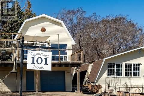 House for sale at 101 Sand Point Rd Buffalo Pound Lake Saskatchewan - MLS: SK800139