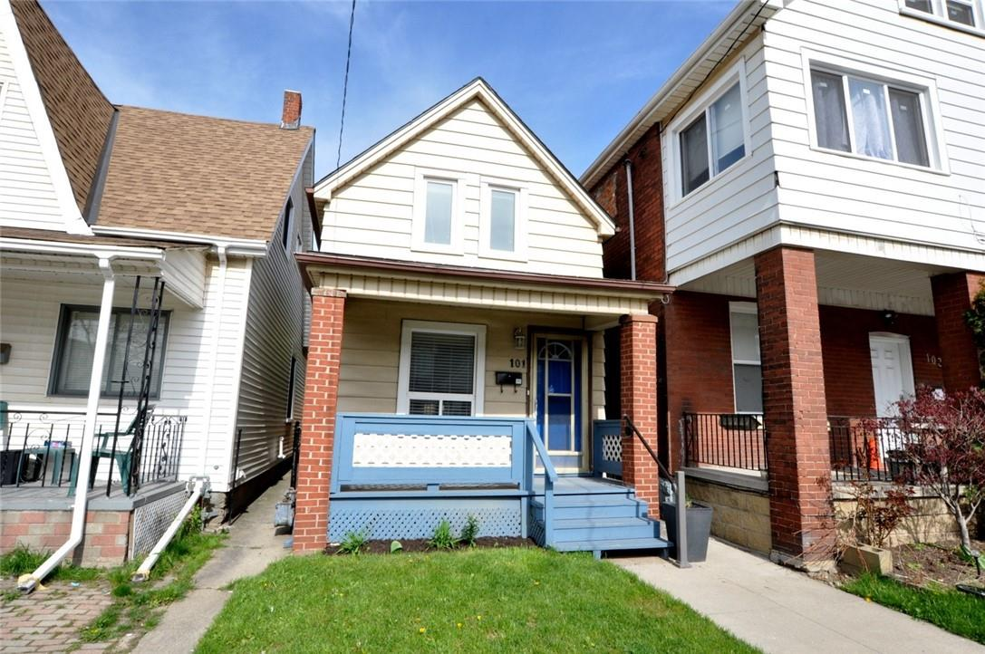 Removed: 101 Sherman Avenue North, Hamilton, ON - Removed on 2020-06-15 23:36:31