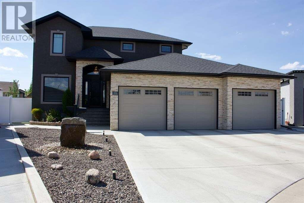 House for sale at 101 Somerset Me Southeast Medicine Hat Alberta - MLS: A1003144