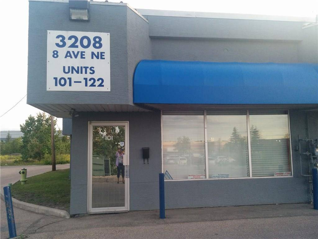 Commercial property for sale at 101 Undefined 3208 Ave Ne Franklin, Calgary Alberta - MLS: C4232117