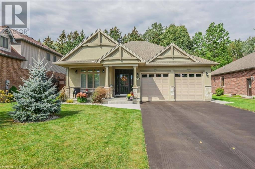 House for sale at 101 Union Ave Komoka Ontario - MLS: 224045