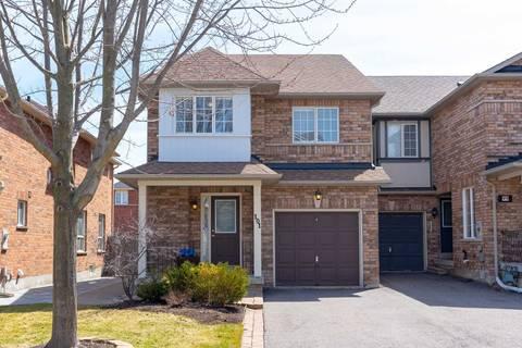 Townhouse for sale at 101 Warren Bradley St Markham Ontario - MLS: N4420904