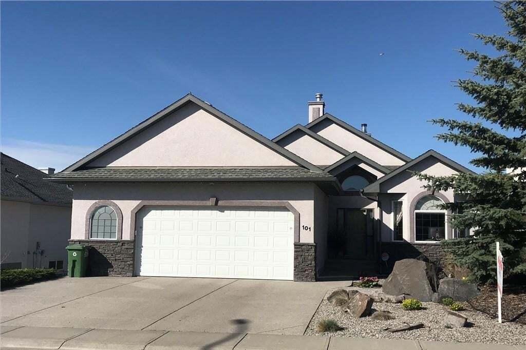 House for sale at 101 West Terrace Ri West Terrace, Cochrane Alberta - MLS: C4288301
