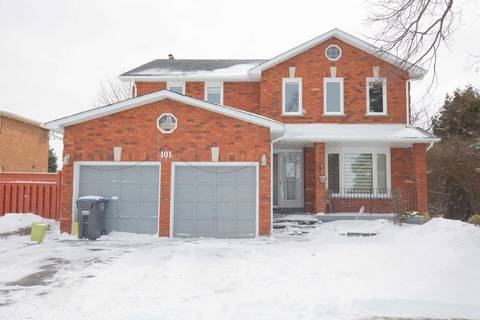 House for rent at 101 Wexford Dr Brampton Ontario - MLS: W4705496